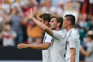 Đội tuyển Đức có trận thắng 2-1 trước khi lên đường dự World Cup