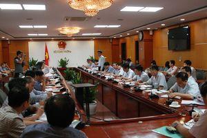Thanh tra Chính phủ công bố quyết định thanh tra Bộ Công Thương