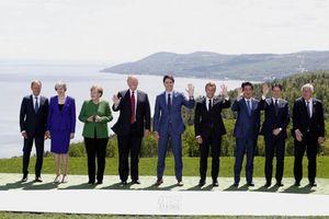 Hội nghị thượng đỉnh G7: Chưa có đột phá, Mỹ và EU đồng ý sớm đối thoại thương mại
