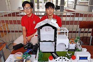 Nhiều giải thưởng giá trị được trao cho các sản phẩm sáng tạo của thanh thiếu nhi TP.HCM