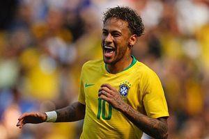 ĐT Áo 0-3 Brazil: Neymar 'xâu kim' ghi bàn đẹp mắt