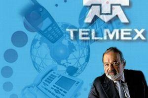 Carlos Slim, 'ông trùm' Mexico, thuộc hàng những người giàu nhất thế giới