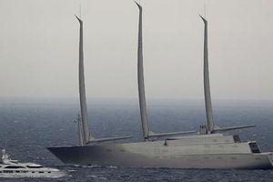 Mãn nhãn loạt siêu du thuyền của các tỷ phú Nga