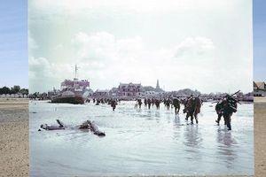 Chiến trường Normandie sau 74 năm quân Đồng Minh tử chiến