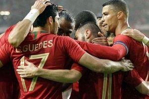 Bồ Đào Nha trở nên đáng sợ khi không phải 'phục vụ' Ronaldo