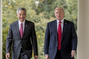 Thủ tướng Singapore sẽ có cuộc gặp riêng với 2 nhà lãnh đạo Mỹ-Triều
