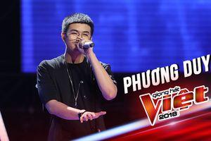 Phương Duy: Chàng trai khiến sân khấu The Voice náo loạn sau 3 lần trượt từ 'vòng gửi xe'