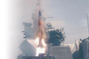 Tên lửa Barak 1 tối tân không thể giúp tàu chiến Israel tránh khỏi bị hủy diệt
