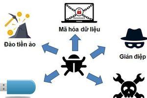 'Điểm mặt' 5 loại mã độc đang lây nhiễm nhiều tại Việt Nam