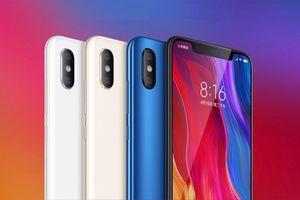 Cận cảnh Xiaomi Mi 8 giá chính hãng từ 11,99 triệu tại Việt Nam