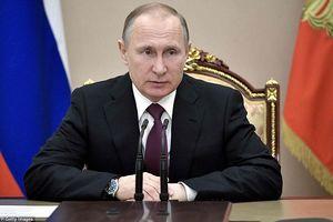 Putin nói về thành công trong cuộc chiến ở Syria