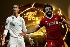 Ronaldo: 'Salah đủ sức cạnh tranh cùng tôi và Messi'