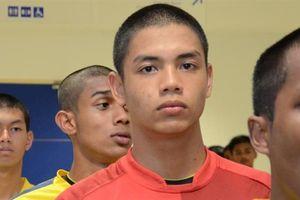 Tuyển thủ Malaysia dùng doping ở giải U23 châu Á