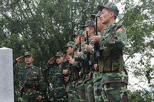 Kỳ cuối: Đẹp mãi hình ảnh người chiến sĩ biên phòng xứ Lạng