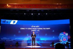 Ra mắt Công ty VNPT-IT: Trụ cột đưa VNPT thành nhà cung cấp dịch vụ số hàng đầu Việt Nam