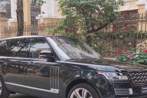 'Phát thèm' với siêu SUV Range Rover SVAutobiography màu độc 22 tỷ của đại gia Hải Phòng