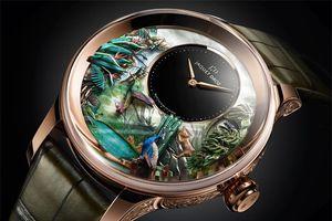 Chiêm ngưỡng vẻ đẹp của chiếc đồng hồ 18 tỷ vừa đến Việt Nam