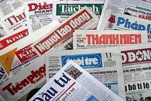 Báo chí phản ánh chiến tranh: Hiện tại và tương lai