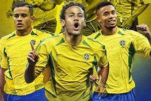 Biếm họa 24h: Điềm báo Brazil vô địch World Cup 2018?
