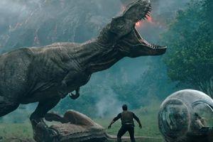 'Thế giới khủng long 2' lập kỷ lục doanh thu trong tuần đầu phát hành