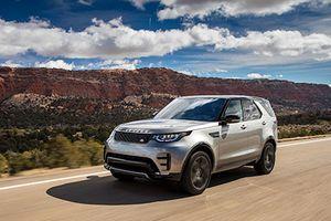 Land Rover phiên bản Discovery 2019 có giá 1,27 tỷ đồng
