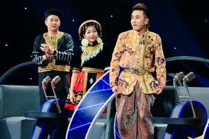 Ốc Thanh Vân tức giận, ném giày vào Huỳnh Lập, Ngô Kiến Huy