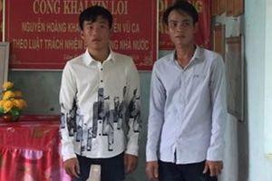 Cà Mau: 3 thanh niên bị truy tố oan được Viện Kiểm sát xin lỗi