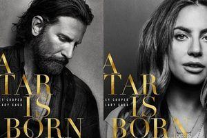 Cùng Bradley Copper, Lady Gaga vụt sáng trong tuyệt phẩm âm nhạc mới