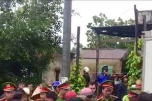 Cần nghiêm trị hành vi kích động người dân chống người thi hành công vụ