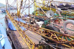 Bài 1: Ngư dân 'thủng túi' vì thủ tục, chi phí cho tàu cá vỏ thép