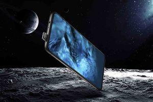 Ra mắt smartphone màn hình tràn 100%