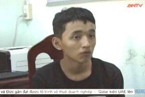 Thiếu niên Bình Thuận khai được cho tiền để tụ tập gây rối, ân hận xin pháp luật tha thứ