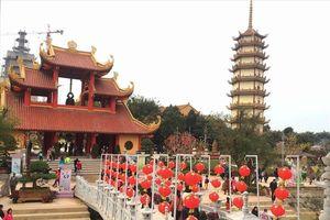 Chùa Khai Nguyên, nơi kim cổ giao hòa