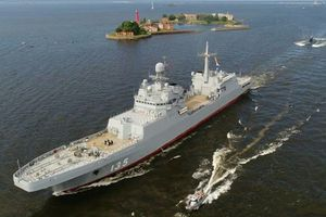 Nga trang bị tàu đổ bộ đóng hơn 1 thập niên trước