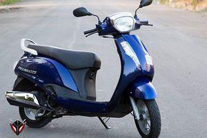 Chi tiết xe ga giá rẻ Suzuki Access 2018 giá 20 triệu đồng