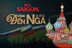 Bia Saigon đồng hành cùng World Cup 2018