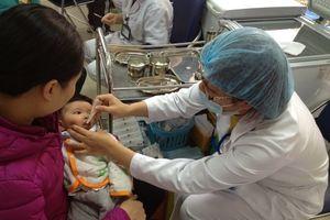 Bé trai nhập viện vì uống vắc-xin bại liệt quá liều đã ổn định sức khỏe