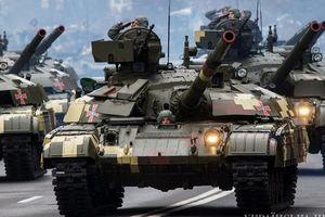 Vì sao xe tăng Ukraine áp sát miền Đông khi World Cup khai mạc ở Nga?
