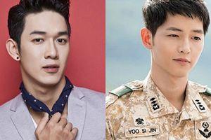 Nam chính đóng 'Hậu duệ mặt trời' đẹp trai không kém Song Joong Ki