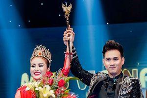 Trương Nhân đăng quang 'Hoa hậu Thế giới doanh nhân 2018'