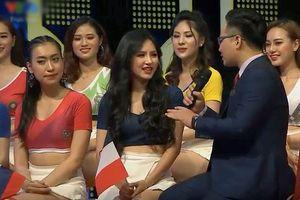 Hot girl Việt cổ vũ World Cup 2018 đoán Ramos, Mbappe tỏa sáng