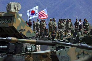 Mỹ nói ngừng tập trận vĩnh viễn, Bộ trưởng Hàn Quốc điện đàm khẩn