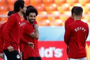 Salah hồi phục thần tốc, sẵn sàng đọ sức với Uruguay!