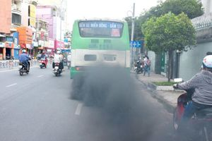 Loay hoay kiểm định khí thải phương tiện giao thông