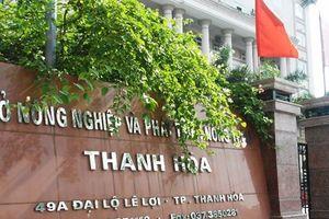 Thanh Hóa: Thu hồi các quyết định bổ nhiệm sai quy định