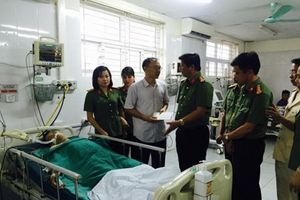 Đã bắt được đối tượng đâm trọng thương cán bộ công an ở Lào Cai