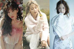 Những tạo hình độc đáo của Taeyeon (SNSD) mỗi mùa comeback làm fan mê mệt