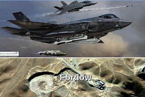 Mỹ-Israel vô phương đánh sập cứ điểm hạt nhân Fordow Iran
