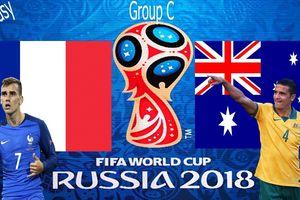 Kèo 'thơm' World Cup hôm nay: Pháp tháng đậm, Peru sẽ có điểm
