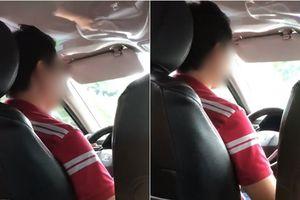 Vụ tài xế Grab chỉ tay mắng khách thậm tệ: Người trong cuộc bất ngờ lên tiếng phân trần
